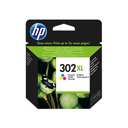 Tinteiro Original HP OfficeJet 3800/ 3830/ 4650 (F6U67A) 302XL cores