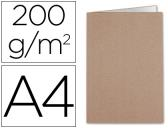 CLASSIFICADOR LIDERPAPEL KRAFT, TAM. A4, 315 X 235 MM, COM BRANCO INTENSO