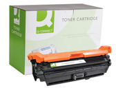 TONER Q-CONNECT COMPATIVEL HP CE250X PARA COR LASERJET P3520 10.500PAG-