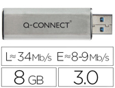 Pen drive usb q-connect flash 8gb 3.0