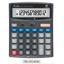 Calculadora electrónica 12 Dígitos Plus SS-290 Margin 220427