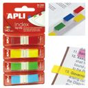 Apli dispensador Index 4 cores 12mmx45mm refª12483