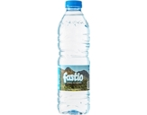 Garrafa de agua Mineral Natural do Fastio 0,33cl
