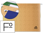 Esselte Pastas suspensas A4 Folio Kraft Ref.93291