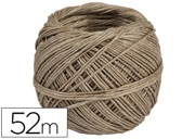 CORDA HEMP 52 MTS. 45 GRS ( Fio do norte)