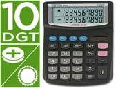 CALCULADORA CITIZEN DE SECRETARIA EX-860 2 LINHAS 10 DIGITOS