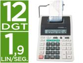 CALCULADORA CITIZEN DE SECRETARIA COM IMPRESSORA CX-32II 12 DIGITOS