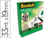 FITA ADESIVA SCOTCH MAGIC INVISIVEL 19X33M