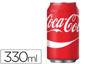 COCA COLA LATA 330ML