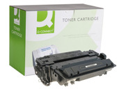 TONER COMPATIVEL Q-CONNECT HP CE255X LASERJET P3015 -19.000PAG-