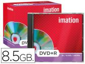 DVD+R IMATION DL 8,5 GB 8X UNIDADE