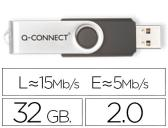 Pen drive usb q-connect flash 32gb