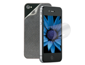 PELICULA PROTECTORA 3M NATURAL VIEW ULTRA CLEAR PARA IPHONE 4