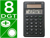 CALCULADORA CITIZEN DE BOLSO ECO ECC-110 8 DIGITOS