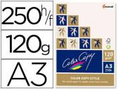 PAPEL COLOR COPY DIN A3 120 GRS PACK DE 250 FOLHAS