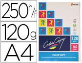 PAPEL COLOR COPY DIN A4 120 GRS PACK DE 250 FOLHAS