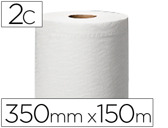 ROLO DE PAPEL MULTIUSOS 2 FACES 150 MTS PARA DISPENSADOR M2 (pack de 6 Rolos) 71795
