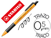 ESFEROGRAFICA STABILO POINTBALL 0,5 MM COR PRETO