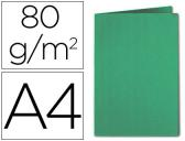 CLASSIFICADOR EXACOMPTA A4 VERDE ESCURO 80G/M2