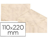 ENVELOPES FANTASIA MARMOREADOS BEIGE 110X220 MM 90 GR EMBALAGEM DE 25
