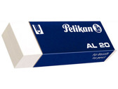 Pelikan Plast-Office Borracha branca AL20